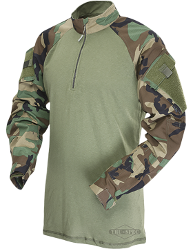 T.R.U.® Nylon-Cotton Ripstop Tactical Response Combat Shirt 2545