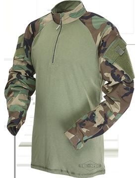 T.R.U.® Nylon-Cotton Ripstop Tactical Response Combat Shirt 2545