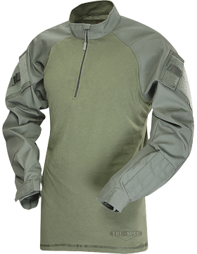 T.R.U.® Nylon-Cotton Ripstop Tactical Response Combat Shirt 2547