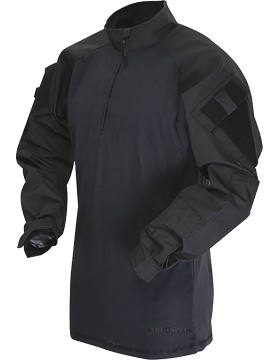 T.R.U.® Nylon-Cotton Ripstop Tactical Response Combat Shirt 2548