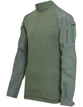 Combat Shirt Poly/Ctn Ripstop 2553
