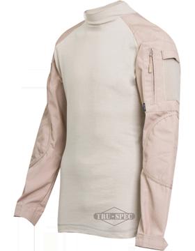 Combat Shirt Poly/Ctn Ripstop 2554