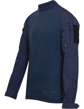Combat Shirt Poly/Ctn Ripstop 2555