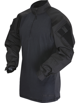 T.R.U.® Poly-Cotton Ripstop Tactical Response Combat Shirt 2566