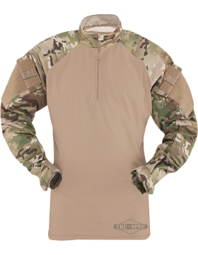 T.R.U.® Poly-Cotton Ripstop Tactical Response Combat Shirt 2568