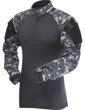 T.R.U.® Poly-Cotton Ripstop Tactical Response Combat Shirt 2570