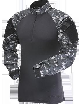 T.R.U.® Poly-Cotton Ripstop Tactical Response Combat Shirt 2570