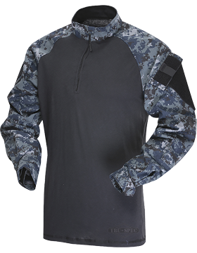 T.R.U.® Poly-Cotton Ripstop Tactical Response Combat Shirt 2571