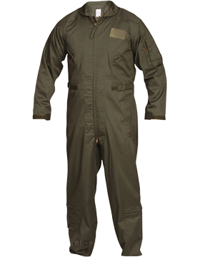 27-P Flight Suit Poly-Cotton Twill 2656