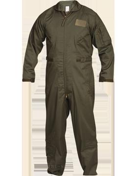 27-P Flight Suit Poly-Cotton Twill 2656