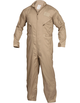 27-P Flight Suit Poly-Cotton Twill 2662