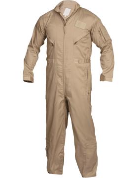 27-P Flight Suit Poly-Cotton Twill 2662