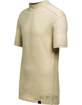 Baselayer Mock Neck Short Sleeve Shirt 2730