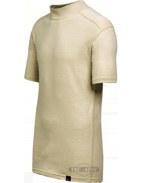 Baselayer Mock Neck Short Sleeve Shirt 2730
