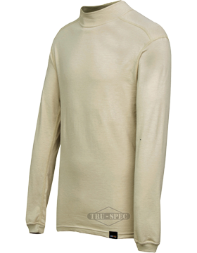 Baselayer Mock Neck Long Sleeve Shirt 2735
