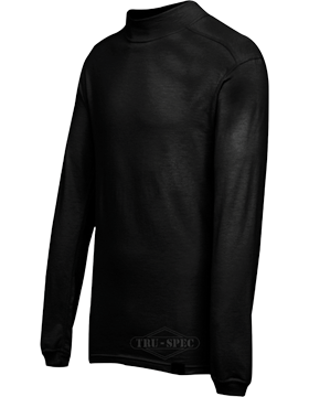 Baselayer Mock Neck Long Sleeve Shirt 2736