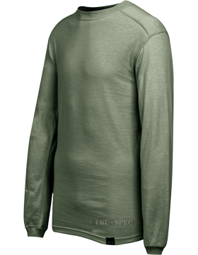 Baselayer Crew Neck Long Sleeve Shirt 2775