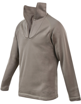 Polypropylene Gen III Zipper Thermal Top 2781