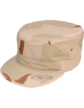 Combat-Style Cap Nylon/Ctn Ripstop 3249