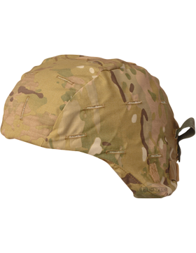 Multicam MICH Helmet Cover with Flap 5971