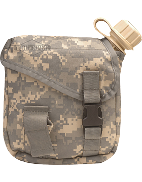 6556 ARMY DIGITAL MOLLE 2 QT. CANTEEN COVER