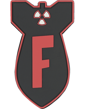 Morale Patch, F-Bomb 6698