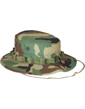 Boonie Hat (Sun) Woodland F5502 Size 7