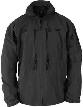 APCU Level VI Rain Jacket Black F7408
