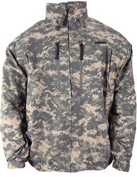 APCU Level VI Rain Jacket ACU F7408