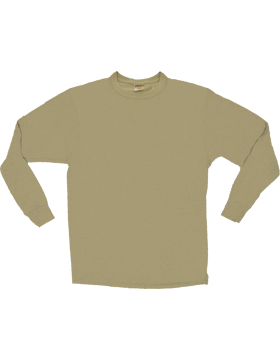 Soffe Dri-Release Sand Long Sleeve T-Shirt M875