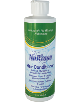 No Rinse Hair Conditioner 8 oz. 00540