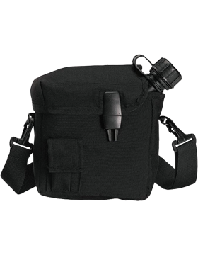 BLADDER CANTEEN COVER - BLACK