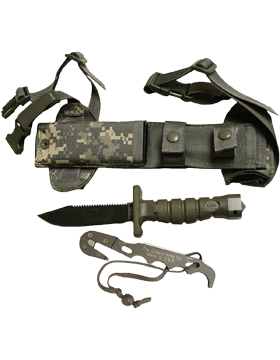 ASEK Survival Knife System ACU Digital 3274