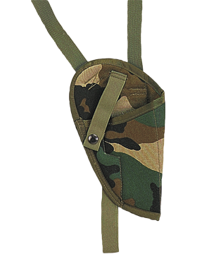 45 CAL ENHANCED NYLON SHOULDER HOLSTER