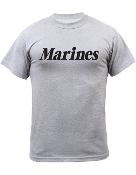 USMC PT T-Shirt