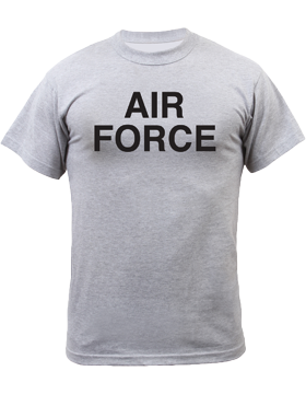 Air Force Gray PT T-Shirt