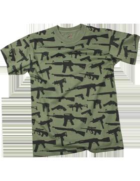Vintage Guns Tee