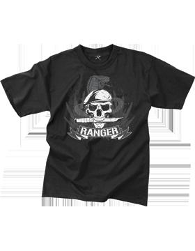 Vintage Ranger-Skull Tee