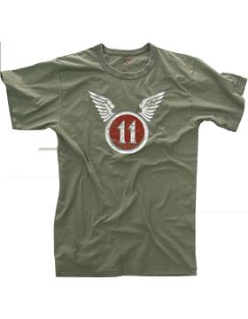 Vintage 11th Airborne Tee