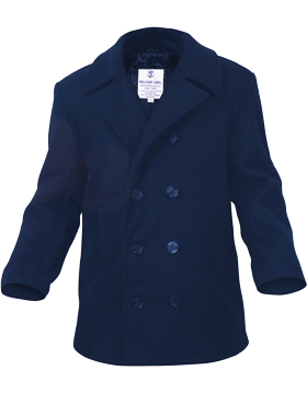 U.S. Navy Type Peacoat