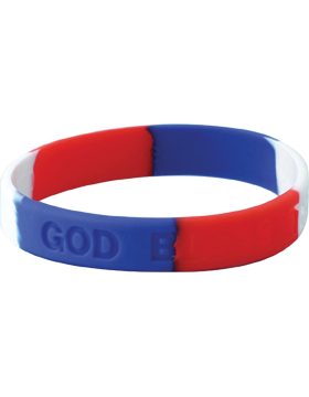God Bless USA Bracelet, WB-06