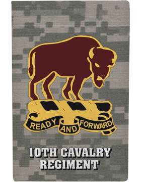 Water Bottle Insulator, 10 Cav Regt (Ready and Forward), Camo
