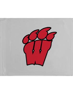 Weaver High School White Car Flag
