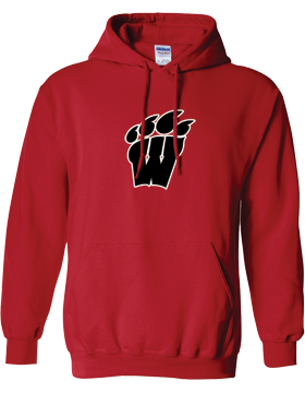 Weaver High School Red Hoodie