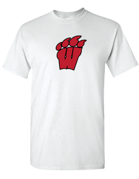 Weaver High School White T-Shirt G500