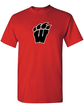 Weaver High School Red T-Shirt G500