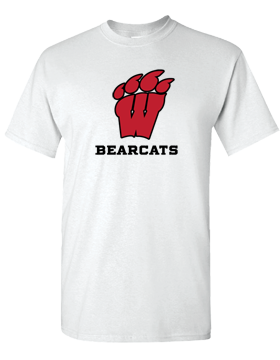 Weaver Bearcats White T-Shirt G500