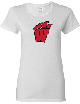 Weaver High School White Ladies T-Shirt G500
