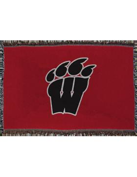 Weaver High School Throw Blanket