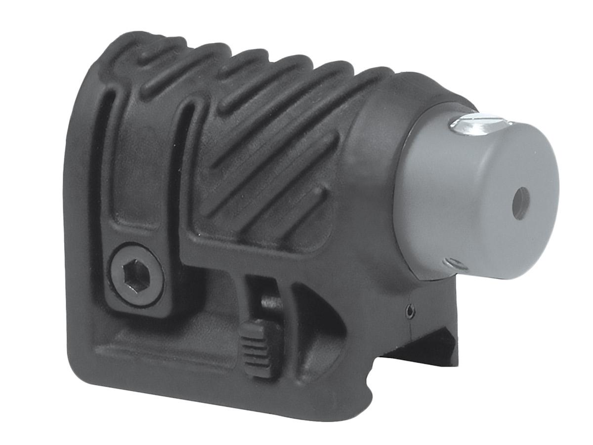 Flashlight/Laser 3/4in Dia For Picatinney Rail